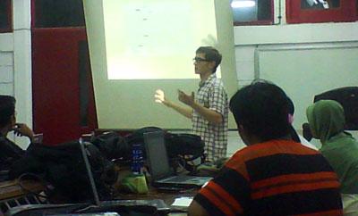 Presentasi Mahasiswa German