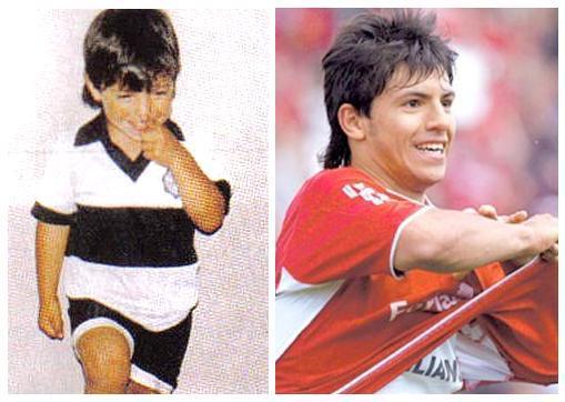 Foto Cilik Pemain Sepak Bola Dunia