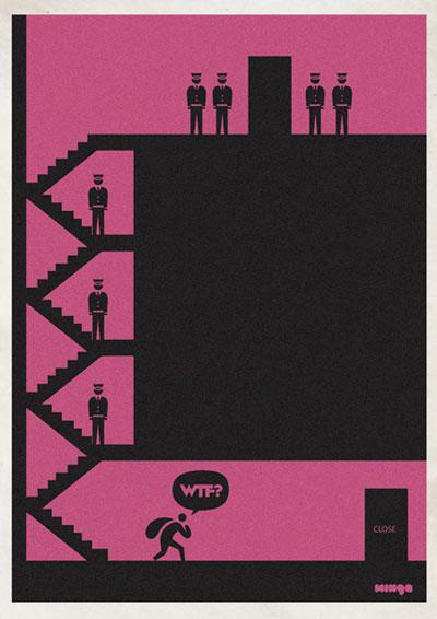 WTF Poster Series - Lumansupra