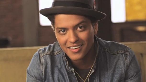 Bruno Mars On Mars