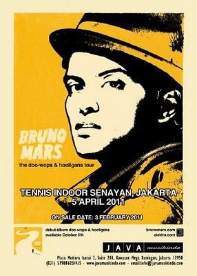 Bruno Mars - Doo Woop & Hooligans