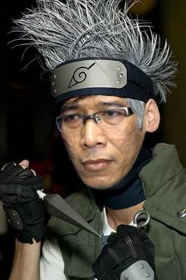 Hatake Kakashi Face - Parto