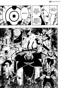 Naruto Manga Chapter 545