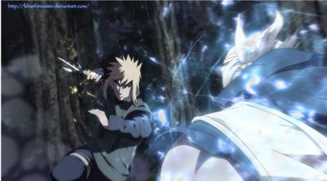 Naruto Chapter 545 - Silumansupra