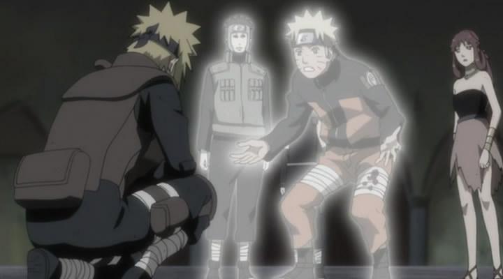 Naruto Shippuden The Lost Tower - Silumansupra