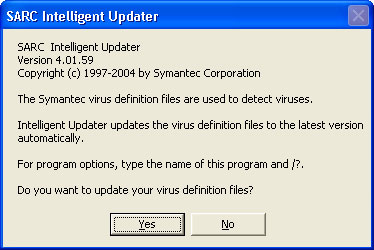 Update Virus Definitions - SilumaSupra