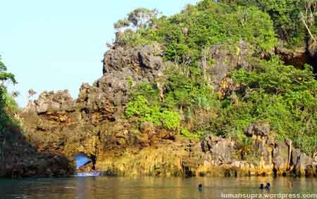 Segara Anakan - Pulau Sempu