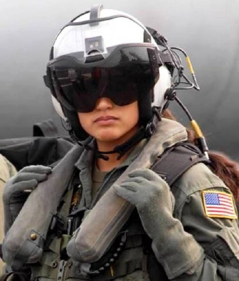 Beautiful Military Women