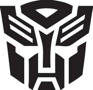 Transformer Logo Lama