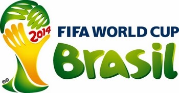 World Cup 2014 Brazil logo-rz